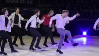 "Евгений Плющенко,Аделина Сотникова и супер финал. Братислава. ""Kings on ice "" 29.11.16"