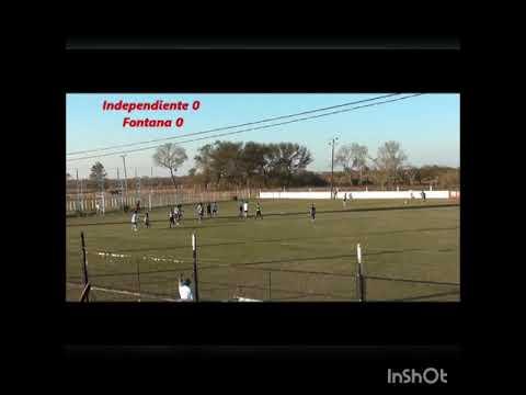 Atajada Independiente Fontana vs L.J Fontana