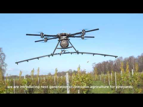 AIRBOARD AGRO – WORLD'S MOST POWERFUL AGRICULTURE CROP SPRAYING DRONE