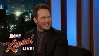 Chris Pratt is Finally Playing a Bad Guy