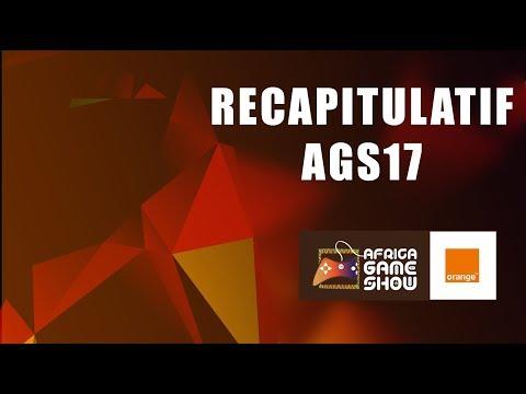 Récapitulatif Africa Game Show 2017