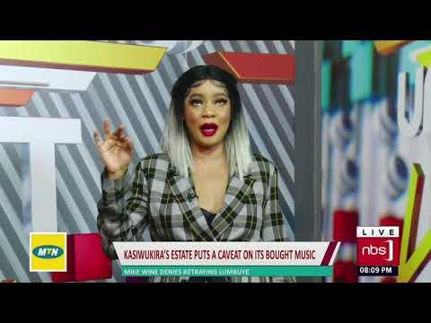 Kasiwukira's Estate Puts a Caveat on its Bought Music| Sanyuka BigDeal