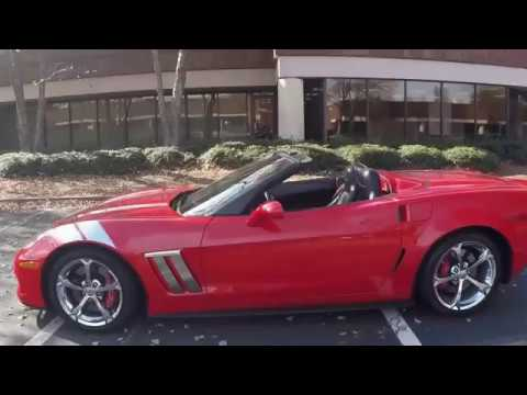 Corvette Grand Sport Lt Convertible Custom