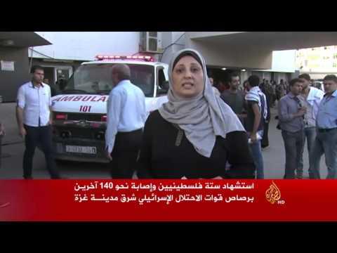 الجزيرة: استشهاد ستة فلسطينيين برصاص الاحتلال