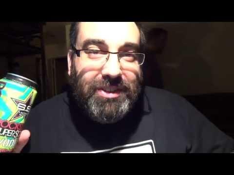 Rockstar Supersour Vodka Drunk Beer Review Beer Guy Reviews