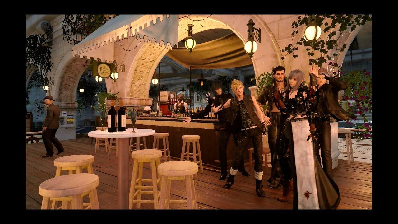 Final Fantasy 15 How to get Aranea as a permanent Party Member
