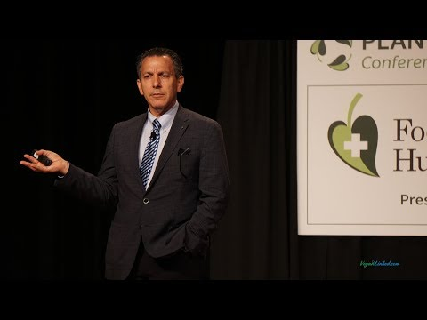 The Future Of Cardiology: Nutrition Intervention By Dr Joel Kahn
