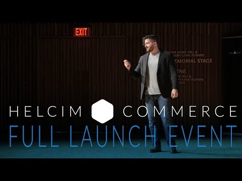 Helcim Commerce - Launch Event [Full]