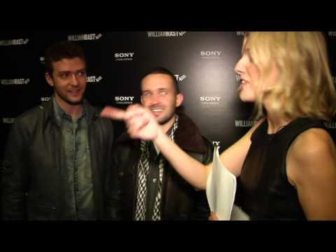 Sexy Cool Tomboys at Justin Timberlake's William Rast