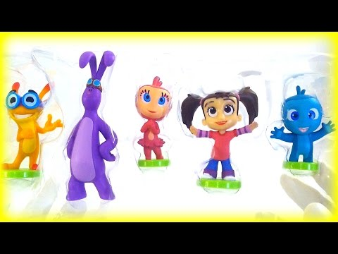 Disney Junior Kate & MimMim Toys playset for Kids Children & Toddlers