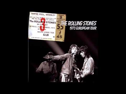 The Rolling Stones - Wembley Empire Pool, Sept. 9th, 1973 Soundboard Recordings