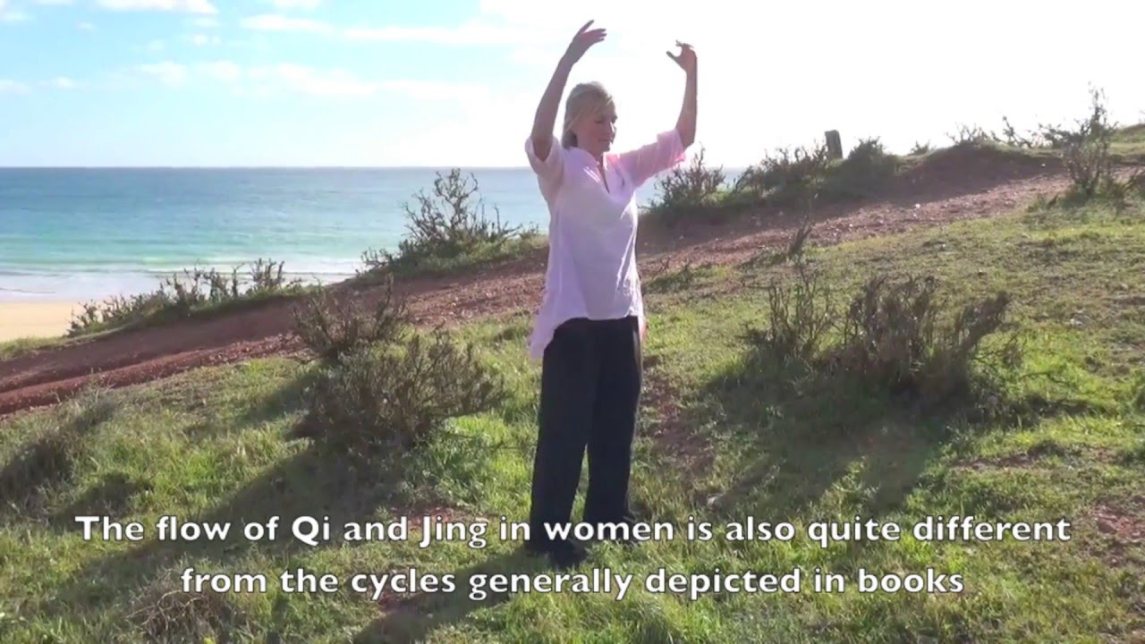 #QigongFestival2016 Video by Roni Edlund, co-author of 'Daoist Nei Gong for  Women'