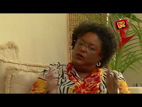 Interview with Mia Amor Mottley (Highlights)   #7