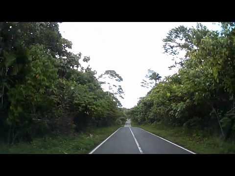 Jayapura to Sarmi, Papua Province(20) パプア州のジャヤプラからサルミへ