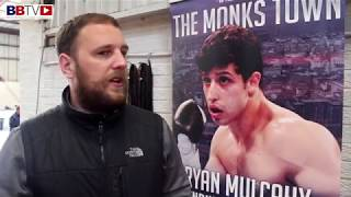 DANNY WITHINGTON INTRODUCES US TO 'NO LIMITS GYM' LIVERPOOL