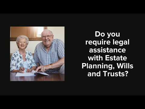 Wills, Trusts & Estates