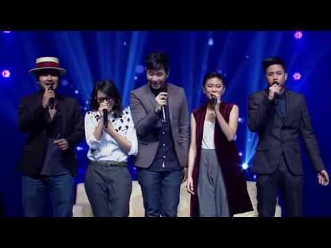 The Voice Thailand - โชว์ทีมแสตมป์ - เมดเล่ย์เพลง บอย โกสิยพงษ์ - 30 Nov 2014