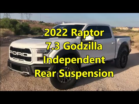 2021 Ford F-150 Raptor Gets the 7.3 Godzilla V8 and IRS