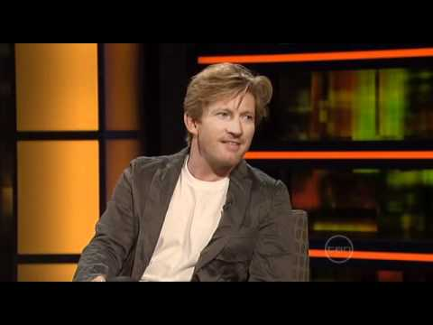 David Wenham interview on Rove