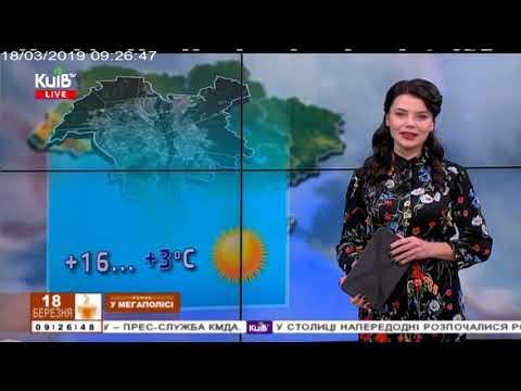 Телеканал Київ: 18.03.19 Ранок у мегаполісі