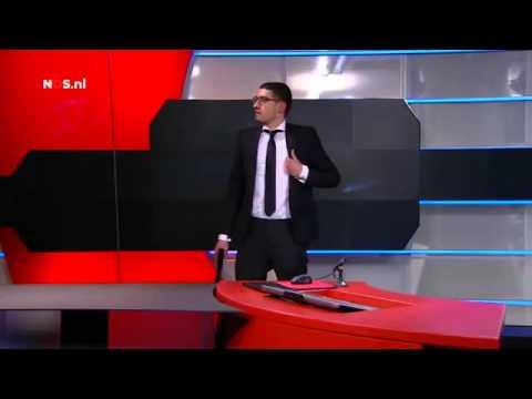 Dutch news broadcaster NOS hostage (English subtitles)
