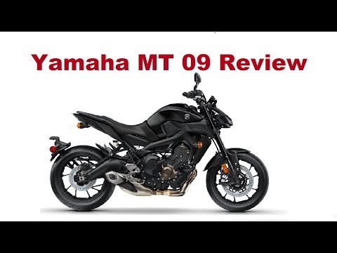 Yamaha MT09 - Long Term Owners Review
