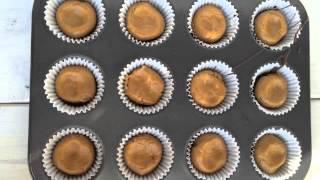 Peanut Butter Molasses Cups