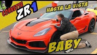 Corvette ZR1 Hasta la vista Baby   Frankymostro