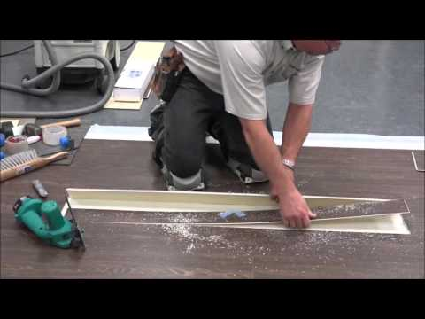 How To Replace a Damaged Paradigm Flooring Board