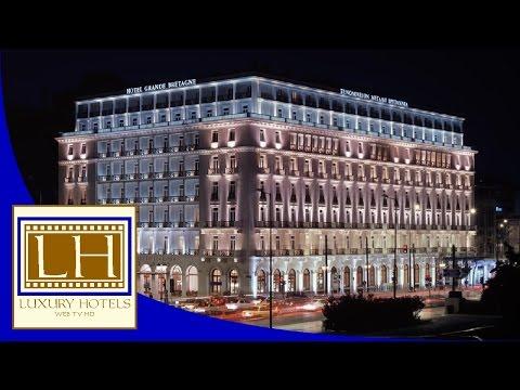Luxury Hotels - Grande-Bretagne - Athens
