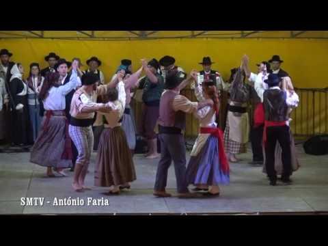 Atuação Grupo Folclórico Macinhata do Vouga, Festas Santa Maria Madalena 2017 Ilha do Pico