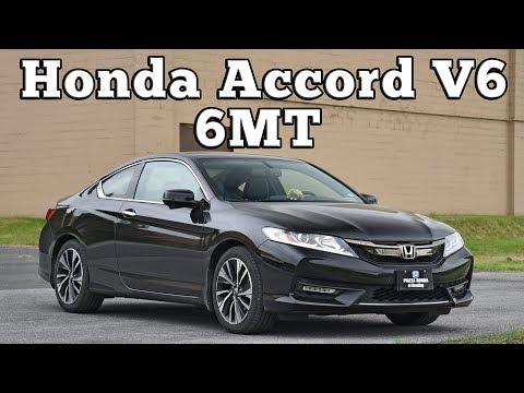 2016 Honda Accord V6 Coupe 6MT: Regular Car Reviews