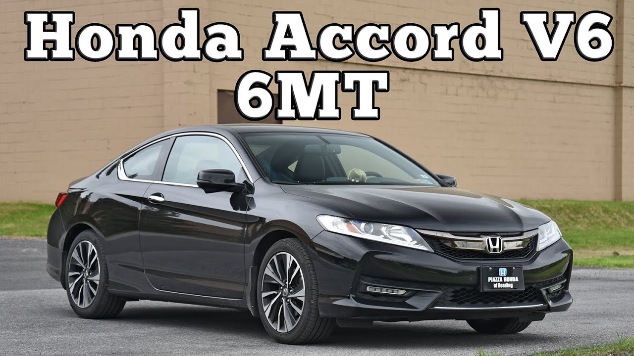 2016 Honda Accord V6 >> 2016 Honda Accord V6 Coupe 6mt Regular Car Reviews