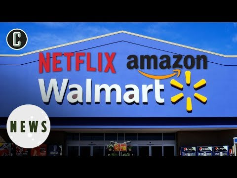 Walmart May Launch Streaming Service to Rival Netflix & Amazon