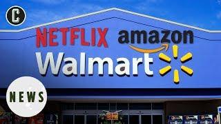 Video Walmart May Launch Streaming Service to Rival Netflix & Amazon download MP3, 3GP, MP4, WEBM, AVI, FLV November 2018