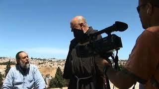 Factual: Religioso tenta interromper Caio Fábio no lugar onde Jesus chorou por Jerusalém.