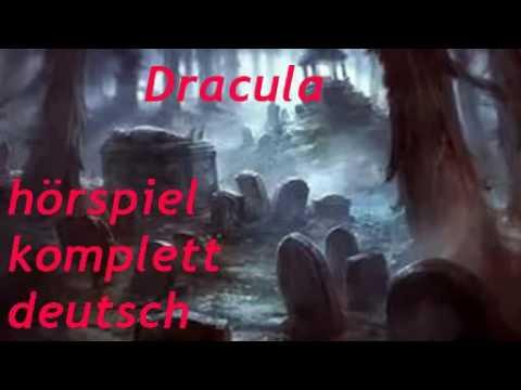 Dracula  - Das Hörspiel von Bram Stoker - Horror Deutsch Thriller Komplett