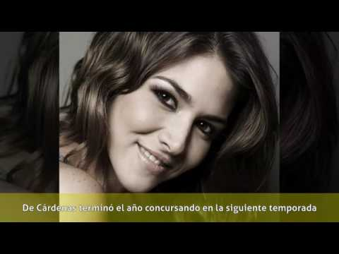 Anahí de Cárdenas - Biografía
