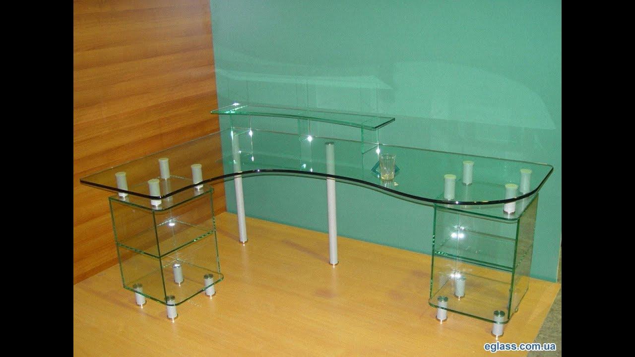 Элегантный журнальный столик со стеклянной поверхностью своими .
