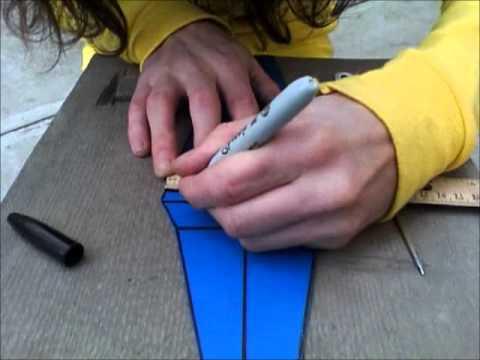 DIY Rear Fender for Your Bike Tutorial
