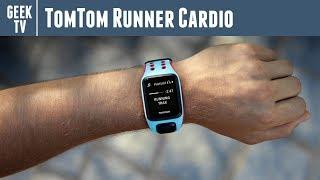 Démonstration de la montre GPS TomTom Runner Cardio