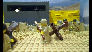 LEGO: D-Day: The Fight For Omaha Beach