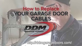 How to Replace Your Garage Door Cables