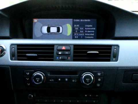 Bmw E92 Park Distance Control Pdc 3 Series Youtube