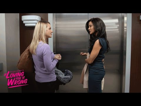 Alex Threatens to Expose Marcie's Secret   Tyler Perry's If Loving You Is Wrong   OWN