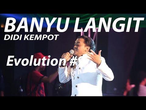 Banyu Langit (Didi Kempot)  Live at Alun Alun Pemda Wonosari