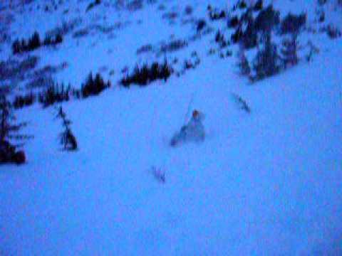 Derek B49 Braden Flattop Glen Alps Backflip Februa...