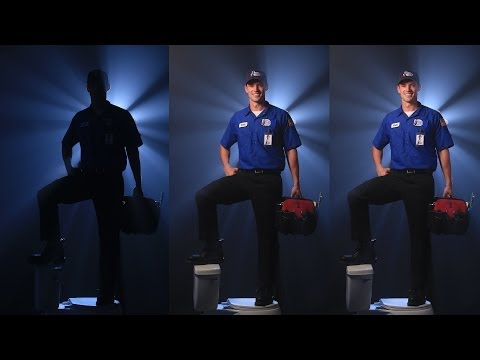Continuous Three Light Setup With Special Effects Lighting - Photography & Video Tutorial
