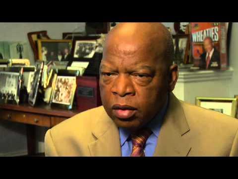 Interview Highlights: Congressman John Lewis, SNCC