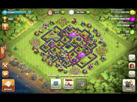 Play Clash Of Clans on Macbook